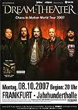 Dream Theater - Chaos in Motion, Frankfurt 2007 »
