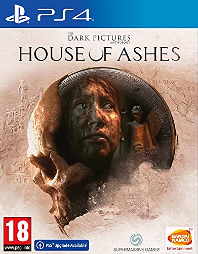 The Dark Pictures Anthology: House Of Ashes (Playstation 4)