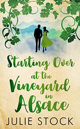 Starting Over at the Vineyard in Alsace: An uplifting, feel-good romance (Domaine des Montagnes Book 2) by [Julie Stock]