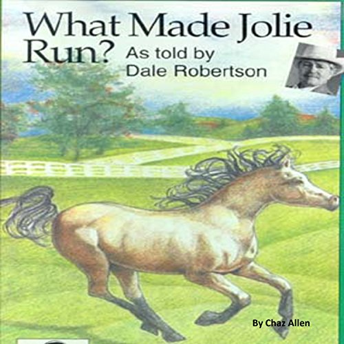 What Made Jolie Run audiobook cover art