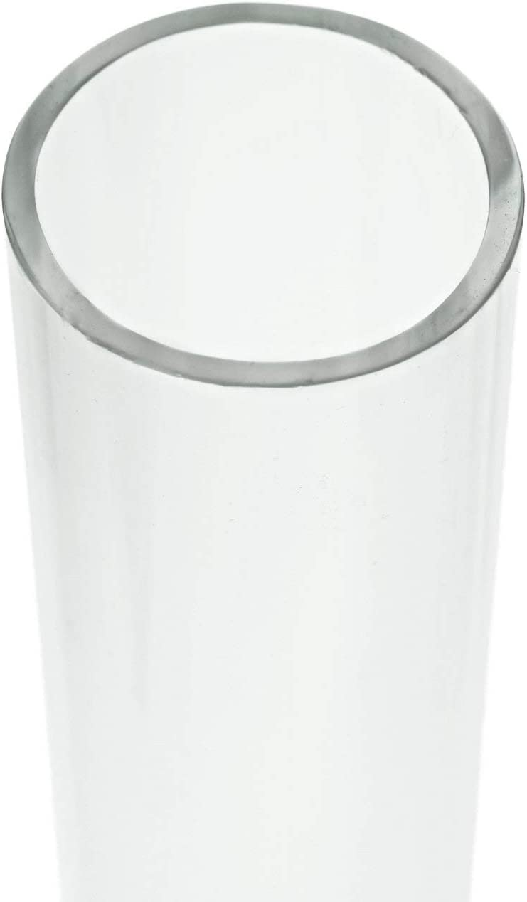 Source New product! New type One Polycarbonate Lexan Unbreakable Tube Round 2 Clear Great interest 1