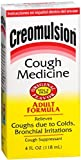 Best Cough Syrups - Creomulsion Cough Medicine Adult Formula 4 oz Review