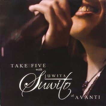 Take Five With Juwita Suwito At Avanti