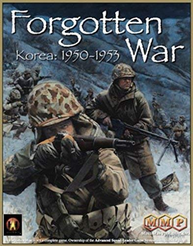MMP: The Forgotten War, Korean War 1950-53 Module for the ASL Advanced Squad Leader Game Series
