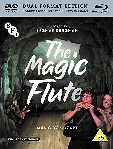 The Magic Flute (DVD + Blu-ray) [UK Import]