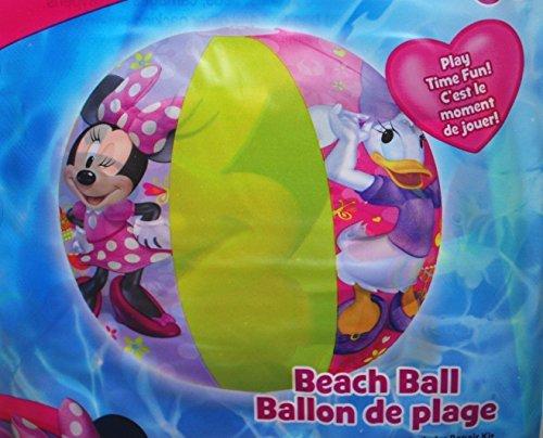 Disney Studios Minnie Mouse Beach Ball