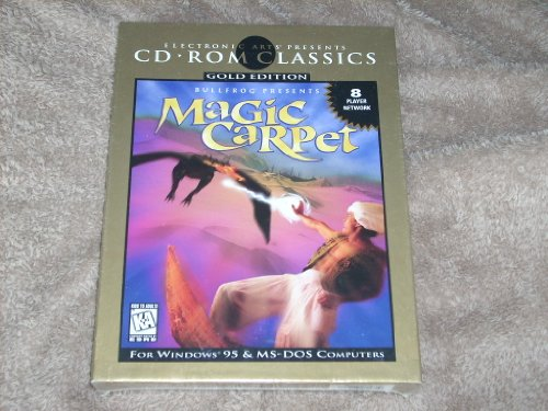 Magic Carpet: Gold Edition