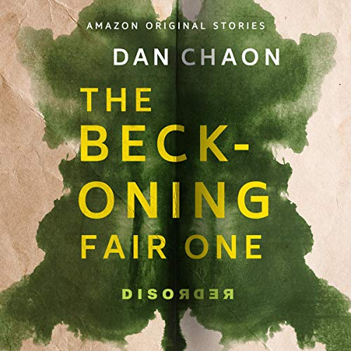 The Beckoning Fair One audiobook cover art