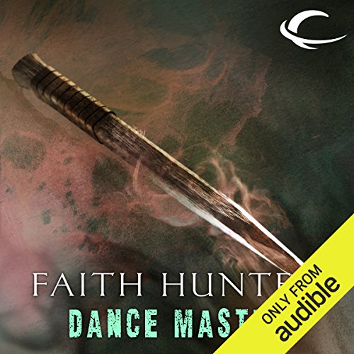 Dance Master audiobook cover art