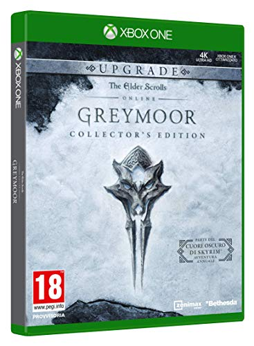 The Elder Scrolls Online: Greymoor Physical Collector's Edition Upgrade - Collector's Limited - Xbox One