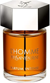 Yves Saint Laurent L'homme L'intense Men 3.4 Eau De Perfume, 96.3884 Gram, Multi, 100ml (4353200)