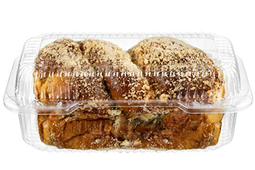 Cinnamon Bread | Cinnamon Babka Cake | Babka Bread | Dairy, Nut & Soy Free | Fresh & Delicious |16 oz Stern's Bakery