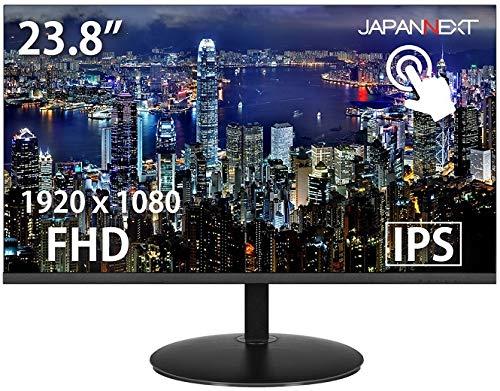 JAPANNEXT 23.8型タッチパネル搭載IPS液晶モニター JN-IPS238TFHD