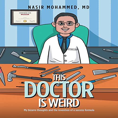 This Doctor Is Weird  By  cover art