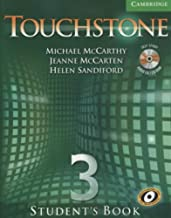 Touchstone Level 3 Student's Book with Audio CD/CD-ROM (Touchstones)