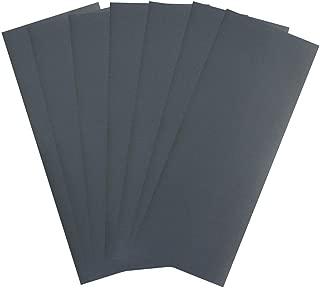 800 Grit Dry Wet Sandpaper Sheets by LotFancy, 9 x 3.6