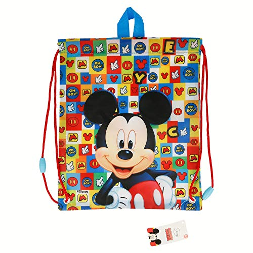 Sac goûter Mickey Mouse icons