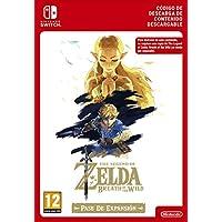 Zelda: Breath of the Wild Expansion Pass DLC | Nintendo Switch - Código de descarga