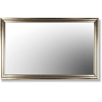 Amazon Com 55 Smart Tv Mirror With Frame Electronics