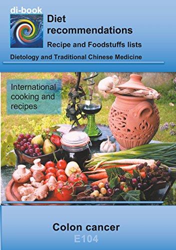 Amazon Com Nutrition During Colon Cancer E104 Nutrition During Colon Cancer Di Book Ebook Miligui Josef Kindle Store