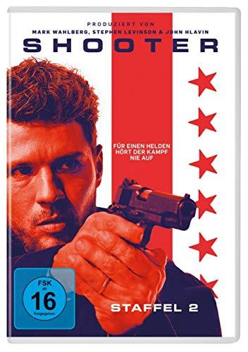 Shooter - Staffel 2 [2 DVDs]