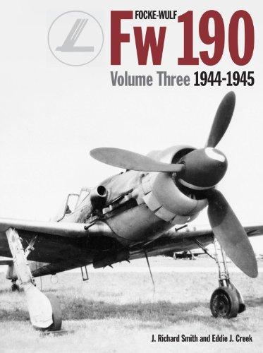 Focke-Wulf Fw 190, Vol. 3: 1944-1945