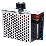 Regulador de voltaje electrónico, S, SCR Regulador de voltaje del circuito de protección del atenuador de voltaje para iluminación de ingeniería Luces de colores para cable calefactor