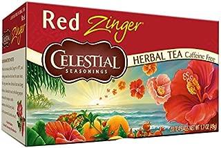red zinger tea blood pressure
