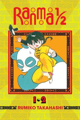 Ranma 1/2: Includes Volumes 1 & 2