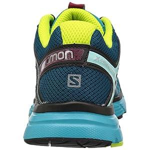 Salomon Women's X-Mission 3 Trail Running Shoes, Deep Lagoon, 5 M US