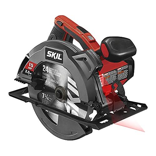 SKIL 5280-01 Circular Saw with Single Beam Laser...