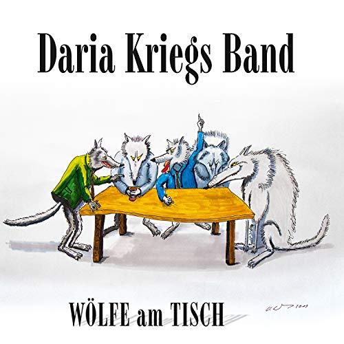 Wölfe am Tisch