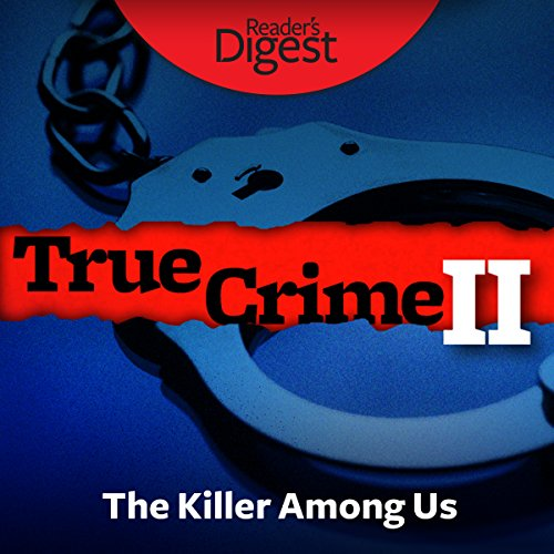 The Killer Among Us audiobook cover art