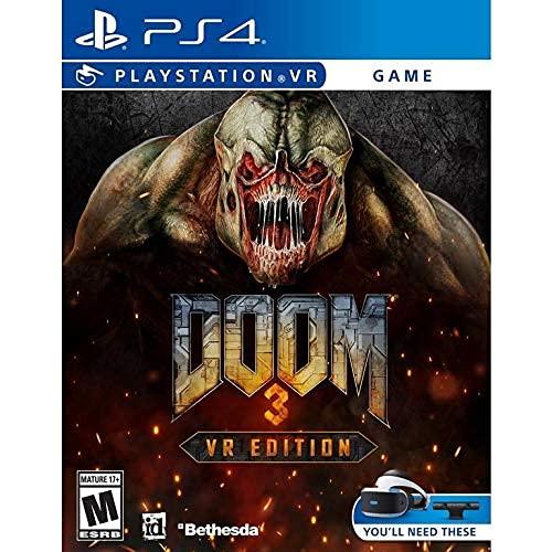 Doom 3 VR Edition (輸入版:北米) - PS4 [playstation_4]…