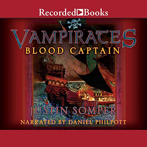 Vampirates 4 audiobook cover art
