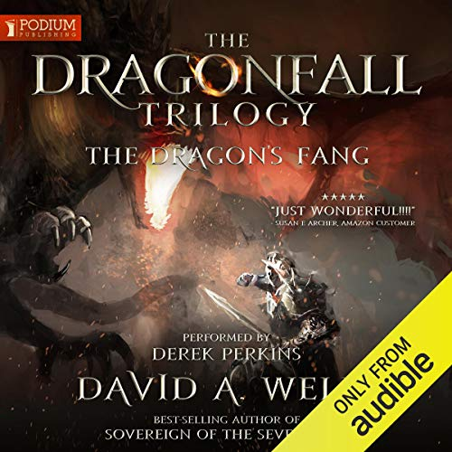 The Dragon's Fang Titelbild