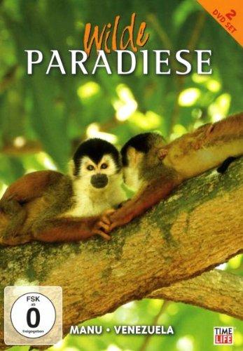 Manu - Perus verborgener Regenwald / Venezuela - Tafelberge der Götter (2 DVDs)