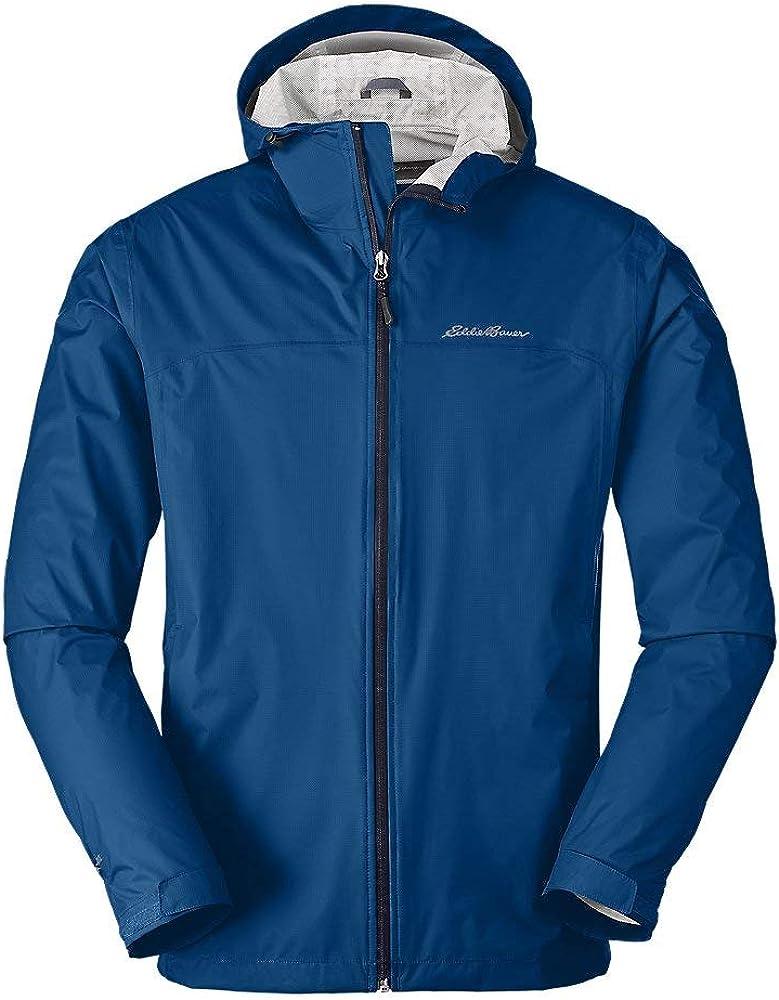 Eddie Bauer Mens Cloud Cap Rain Jacket