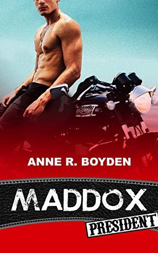 Maddox: MC Biker and Nurse Erotic Romance (En