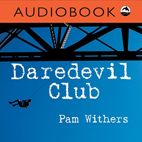 Daredevil Club audiobook cover art