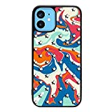 Générique Coque de téléphone Star Indie Kids étoiles imprimées sur couleurs Aesthetic Cool...