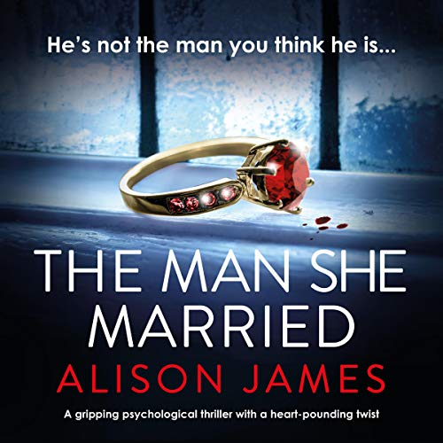 The Man She Married cover art