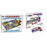 Snap Circuits 203 Electronics Exploration Kit | Over...