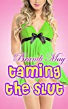Taming The Slut (Forbidden Pregnancy, First Time Taboo Erotic Romance) (English Edition)