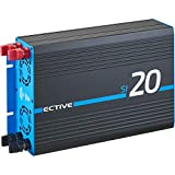 ECTIVE 2000W 12V zu 230V Reiner Sinus-Wechselrichter SI 20 in 7 Varianten