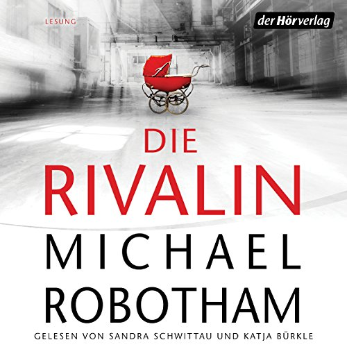 Couverture de Die Rivalin
