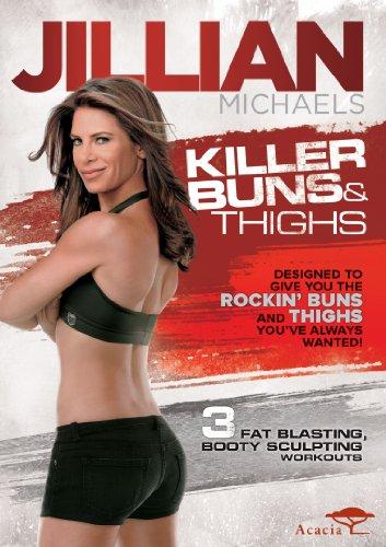 Jillian Michaels - Killer Buns and Thighs [DVD]