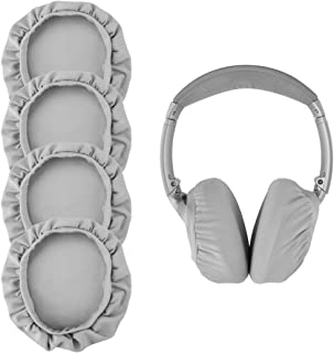 Linkidea Earpad Covers for Bose QC35, QC35(Series II), QC25, QC15, Skullcandy Crusher 360, Venue, Hesh3, Headphone Earcup ...