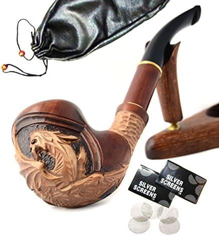 Dragon tobacco pipe