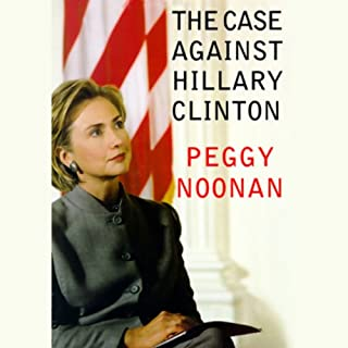 The Case Against Hillary Clinton audiobook cover art